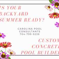 Premier Concrete Pool Designer Sherrills Ford NC CPC Pools 704-799-5236