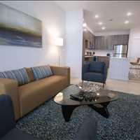 1270 Spring Street NW APT 420C , Atlanta, Georgia, 30309 Living Room 866-500-4576