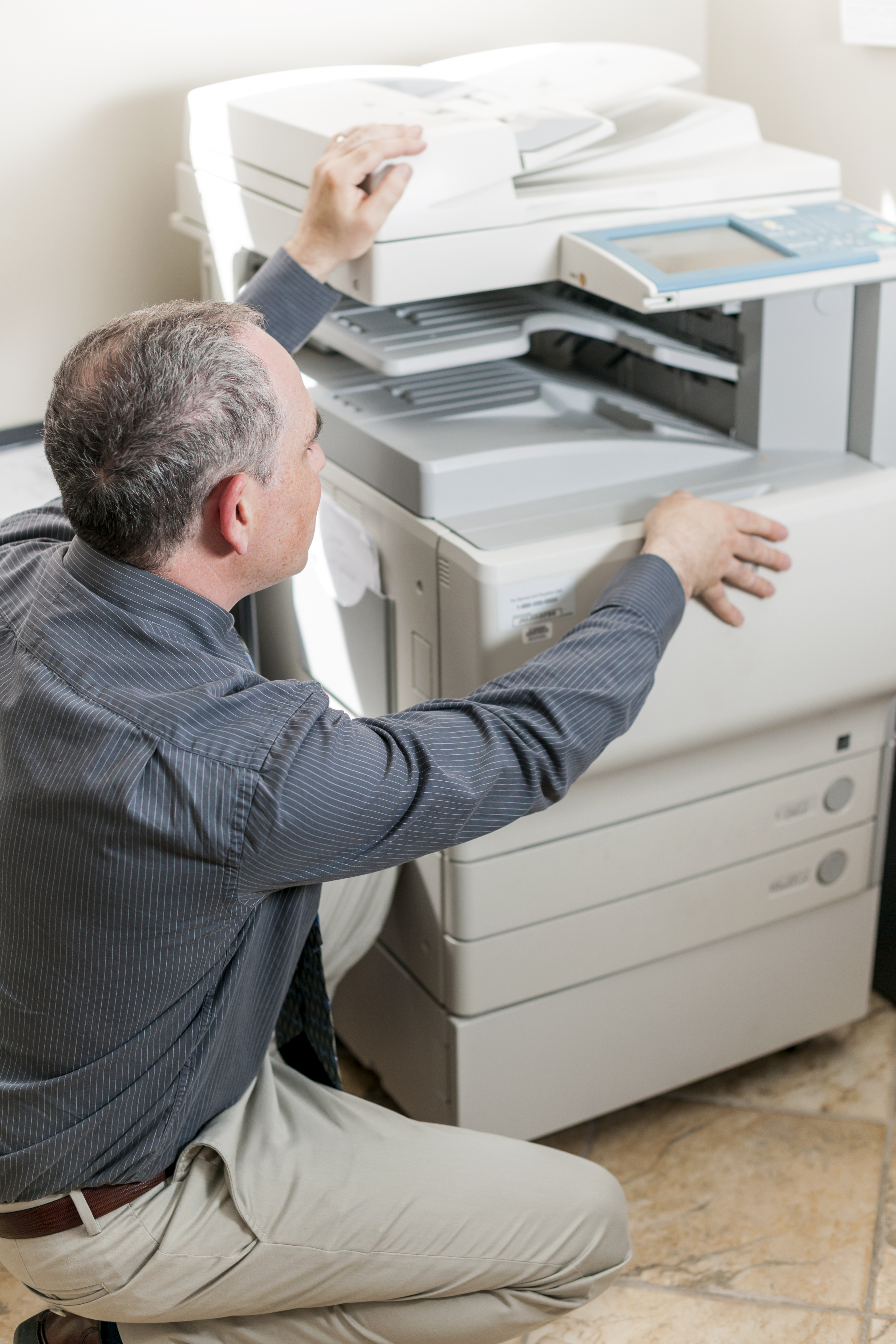 Fix Your Printer In Charleston With The Office People. Call us at 843-769-7774