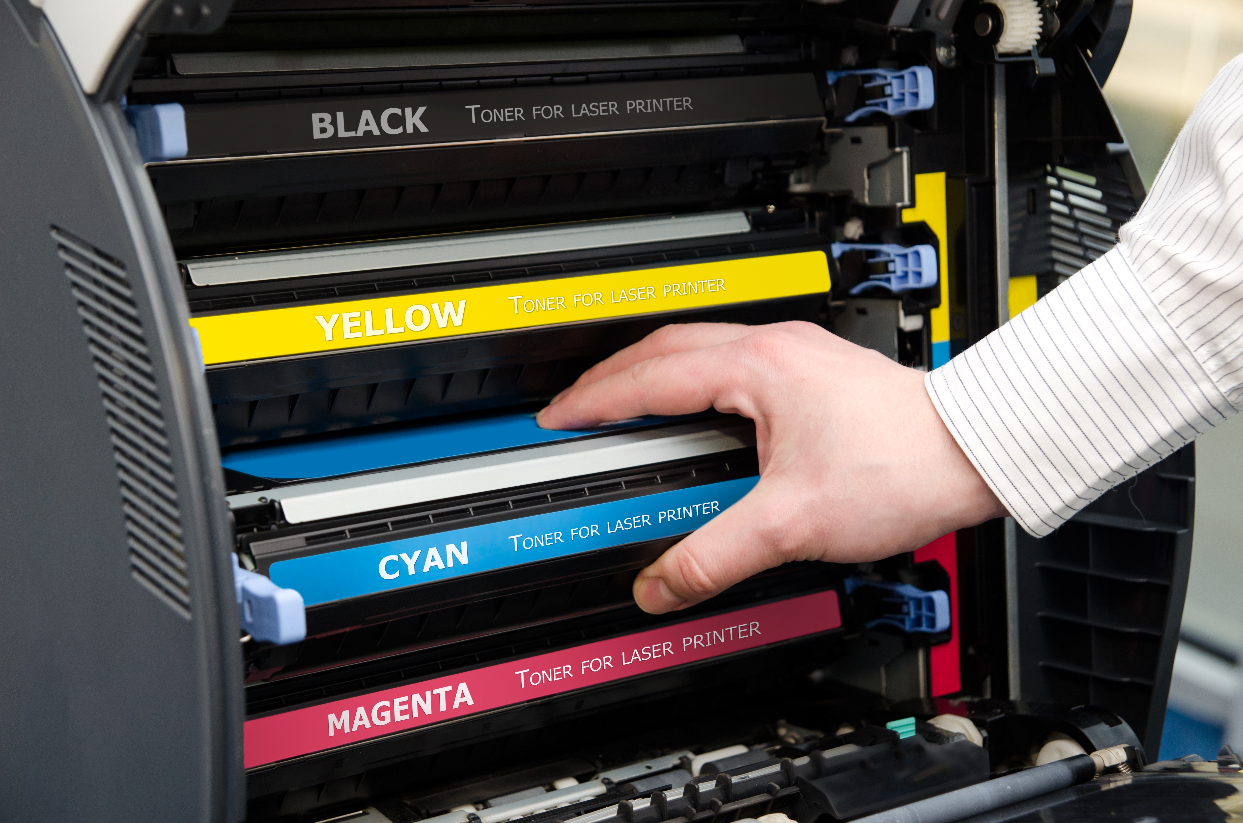 Call The Office People At 843-769-7774 For Printer Servicing And Repair In Charleston