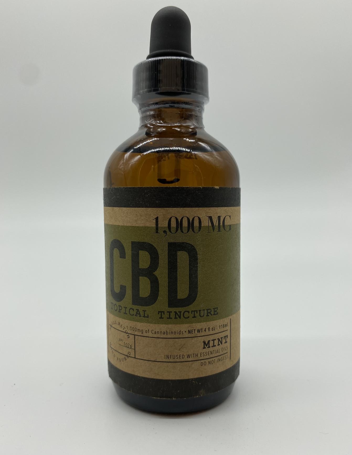 Premium Quality CBD Topical Oils Urban CBD Collective 404-443-3224