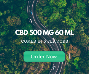 500 MG of the best CBD Oil For Sale Online From Urban CBD Collective