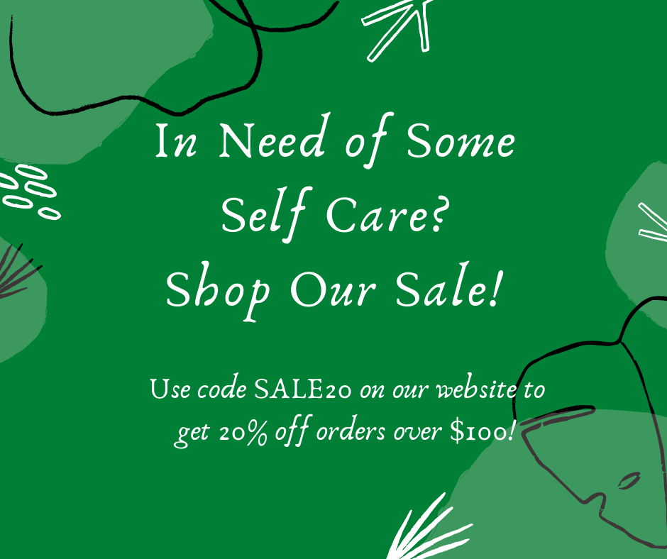 Need some personal self care? Urban CBD Collective can help!