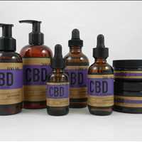 Lavender premium hemp CBD oil and topicals for sale