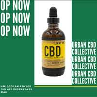 Premium CBD hemp oil for sale from Urban CBD Collective