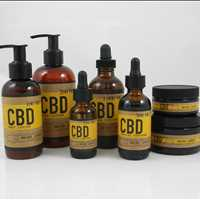 Premium hemp CBD oil and the best CBD topicals for sale