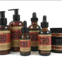 Blood Orange Premium Hemp CBD Oil and topicals