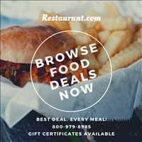 Best Food Deals Nationwide Restaurant.com Online Restaurant Directory 800-979-8985