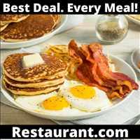 Restaurant.com Best Food Deals Featured Member on Findit 800-979-8985
