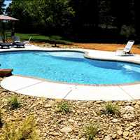 Best Concrete Pool Builder in Denver NC Carolina Pool Consultants Call 704-799-5236