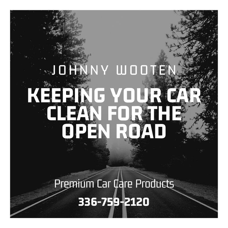 Best Interior Exterior Auto Detailing Products Online Johnny Wooten 336-759-2120