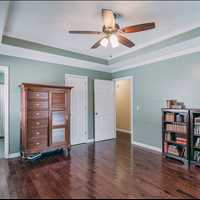 Spacious bedrooms with all updated bathrooms, this one has a walk in closet!
