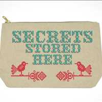 Secrets Stored Here Bitch Bags For Sale From Twisted Wares 214-491-4911