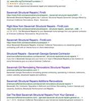 American Craftsman Renovations Page 1 Search Results For Savannah Structural Repairs