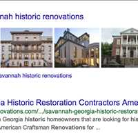American Craftsman Renovations Indexing Page One Under Savannah Historic Renovations With 2 Images