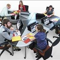 Enhance your Classroom with Ergonomic Furniture for the Classroom from SMARTdesks 800-770-7042