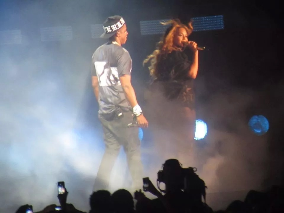 Author and copyright holder: Miss Erica Date July 31st 2014. Jay Z and Beyonce Perform In Seattle