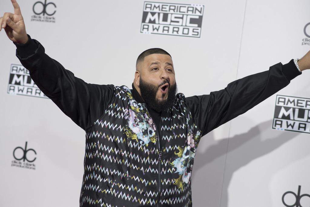 DJ Khaled Has Got The Keys