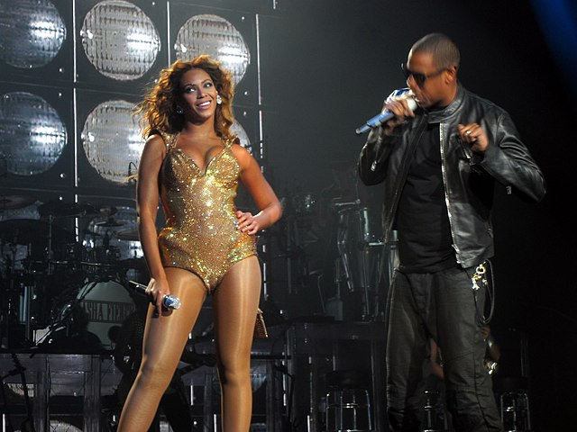 Beyonce And Jay Z On Tour: Photo Credit Flickr User hollaa01