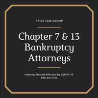 COVID 19 Chapter 13 Bankruptcy Attorneys California Price Law Group 866-210-1722