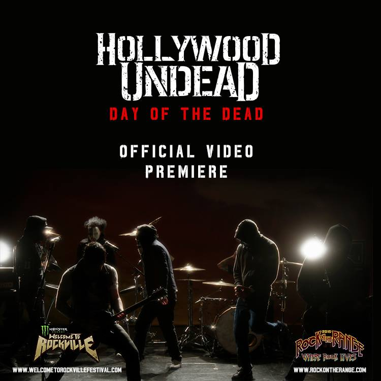 Day of the Dead Hollywood Undead Premiere Video