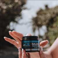 Rub the Balm-X on the afflicted areas that need some help - CBD Unlimited