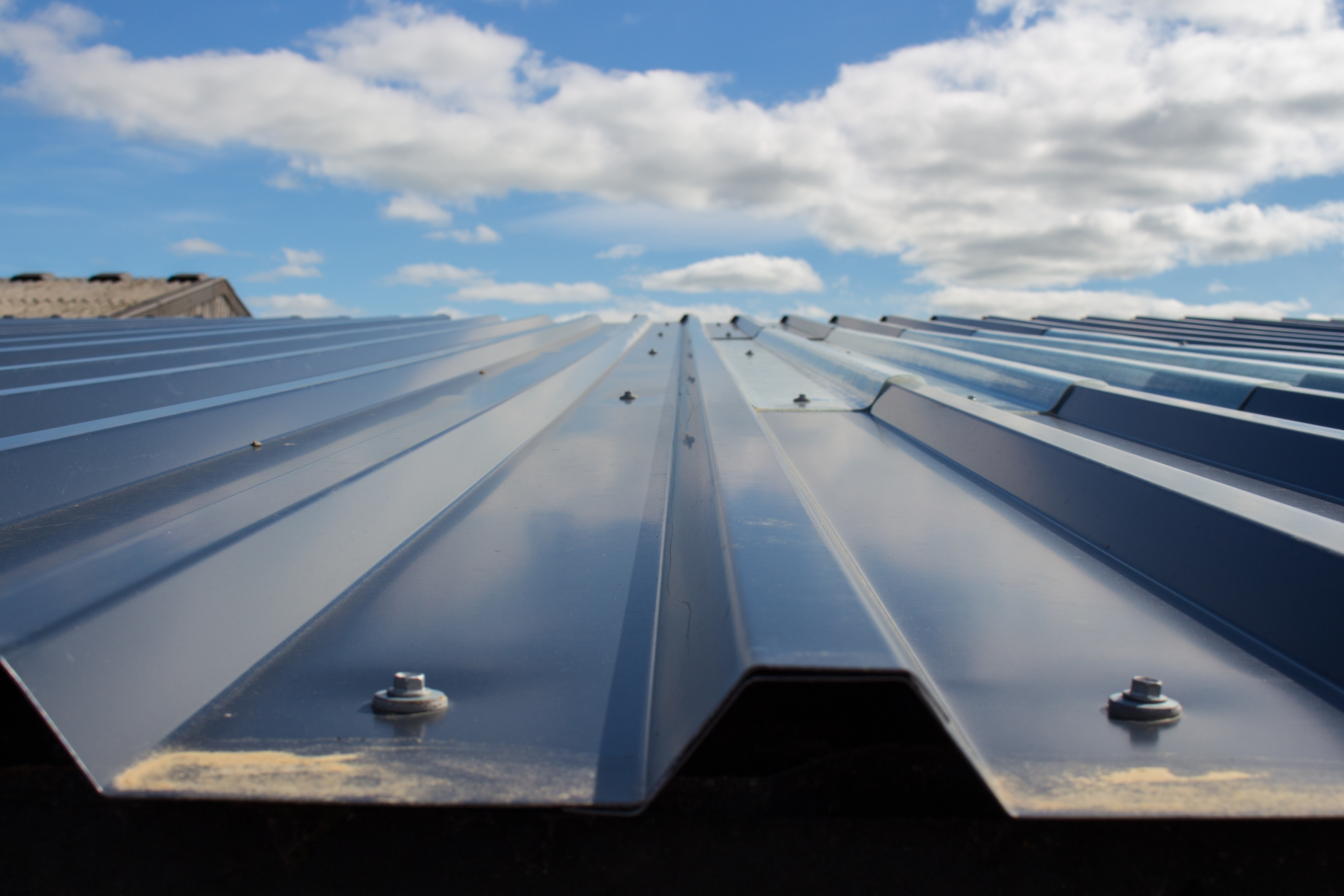 Your Mount Pleasant Metal Roofing Contractors At Titan
