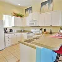Kitchen 2 546 Brunello Drive, Davenport, Florida, 33897 Vacation Rental 866-500-4576