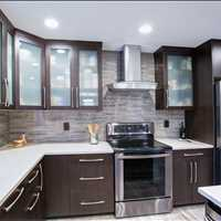 High End Roswell GA Kitchen Cabinet Refacing Select Floors Call 770-218-3462