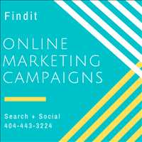 Increase Number of Search Results in Search Engines Online Marketing Campaigns Findit 404-443-3224
