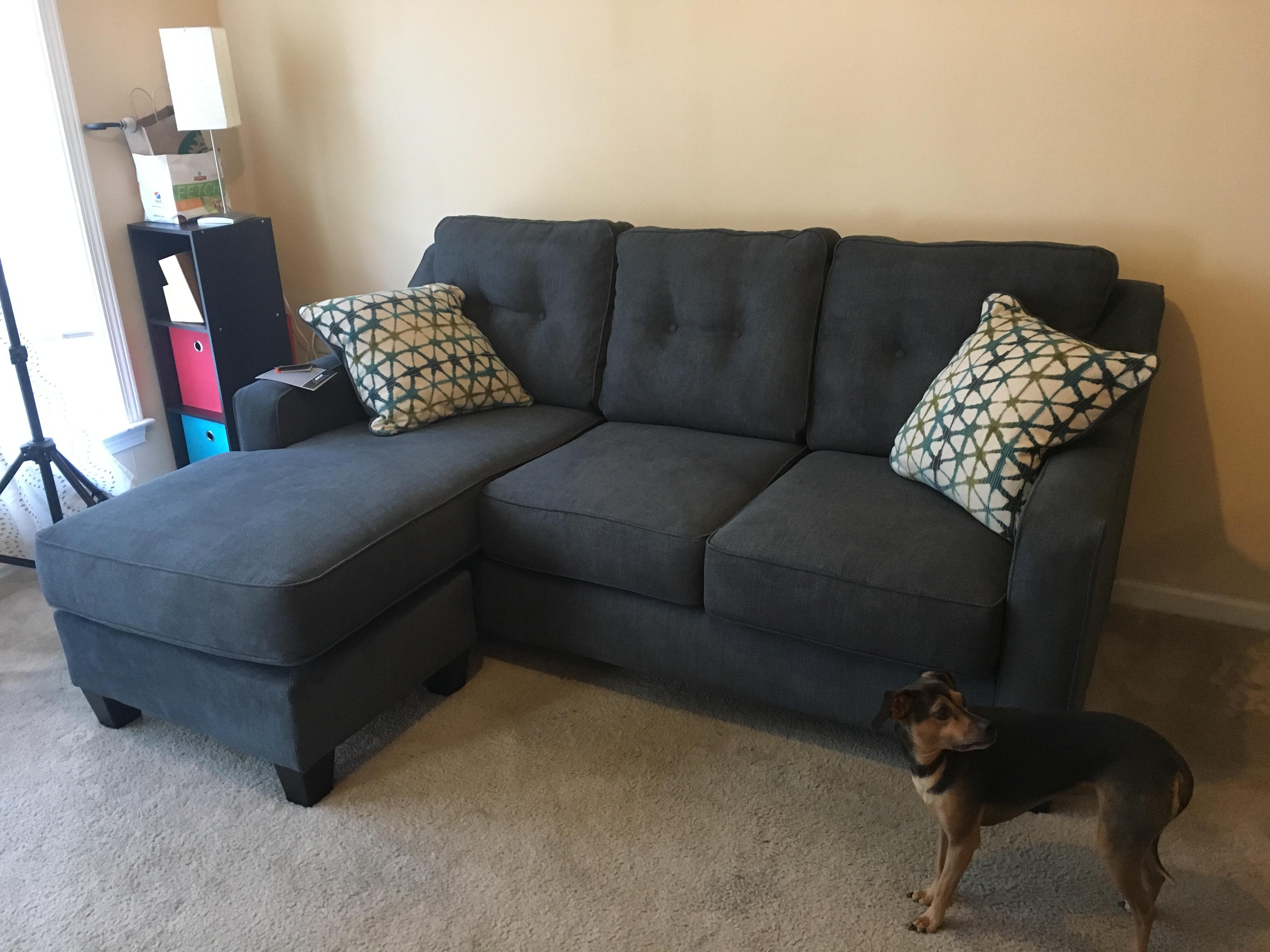 Shayla Sofa Chaise #Ashley #furniture   Findit