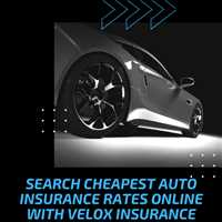 Cheapest Car Insurance Quotes Online Velox Insurance 770-293-0623