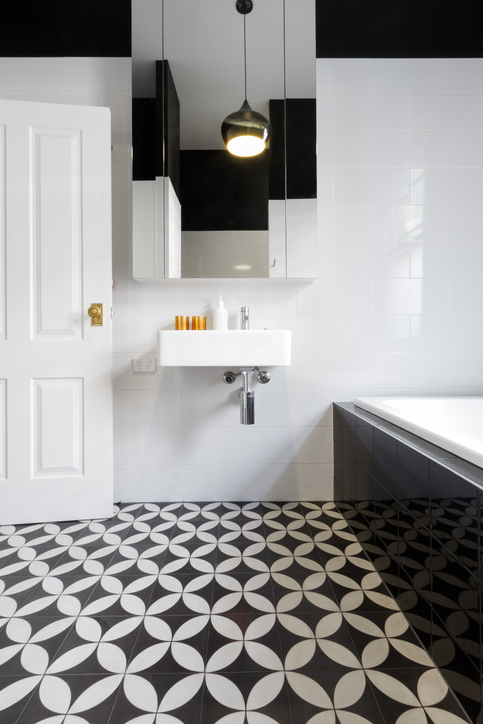 Cumming Tile Floor Installers At Select Floors Help Homeowners
