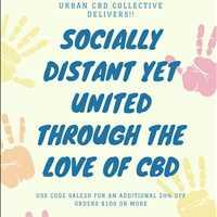 At Urban CBD Collective We love Premium Hemp CBD Products