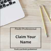 Claim Your Individual Name on Findit with Findit Professional 404-443-3224