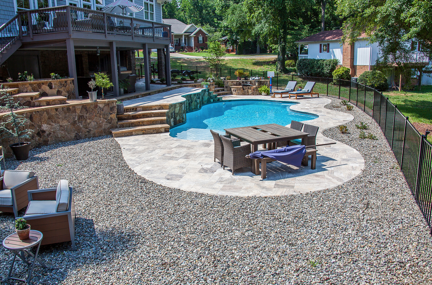 Superior Pool Builders Carolina Pool Consultants Discuss Concrete ...
