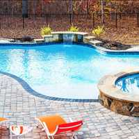 Mooresville North Carolina Concrete Inground Custom Pool Installation Call CPC Pools at 704-799-5236