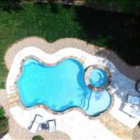 Custom Inground Concrete Inground Pool Installation in Mooresville North Carolina Call 704-799-5236