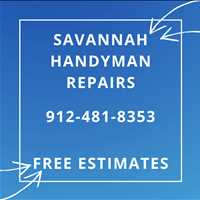 Handyman Repairs Home Improvements Savannah GA 912-481-8353