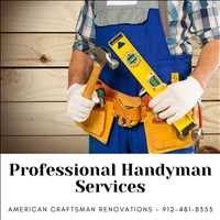 Best Home Improvements and Handyman Repair Services Savannah GA 912-481-8353