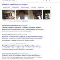 Improve Search Results Like American Craftsman Renovations Did Claim Your Name Findit 404-443-3224