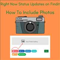 Include Photos From Your Findit Photo Gallery in the Photo Section 404-443-3224