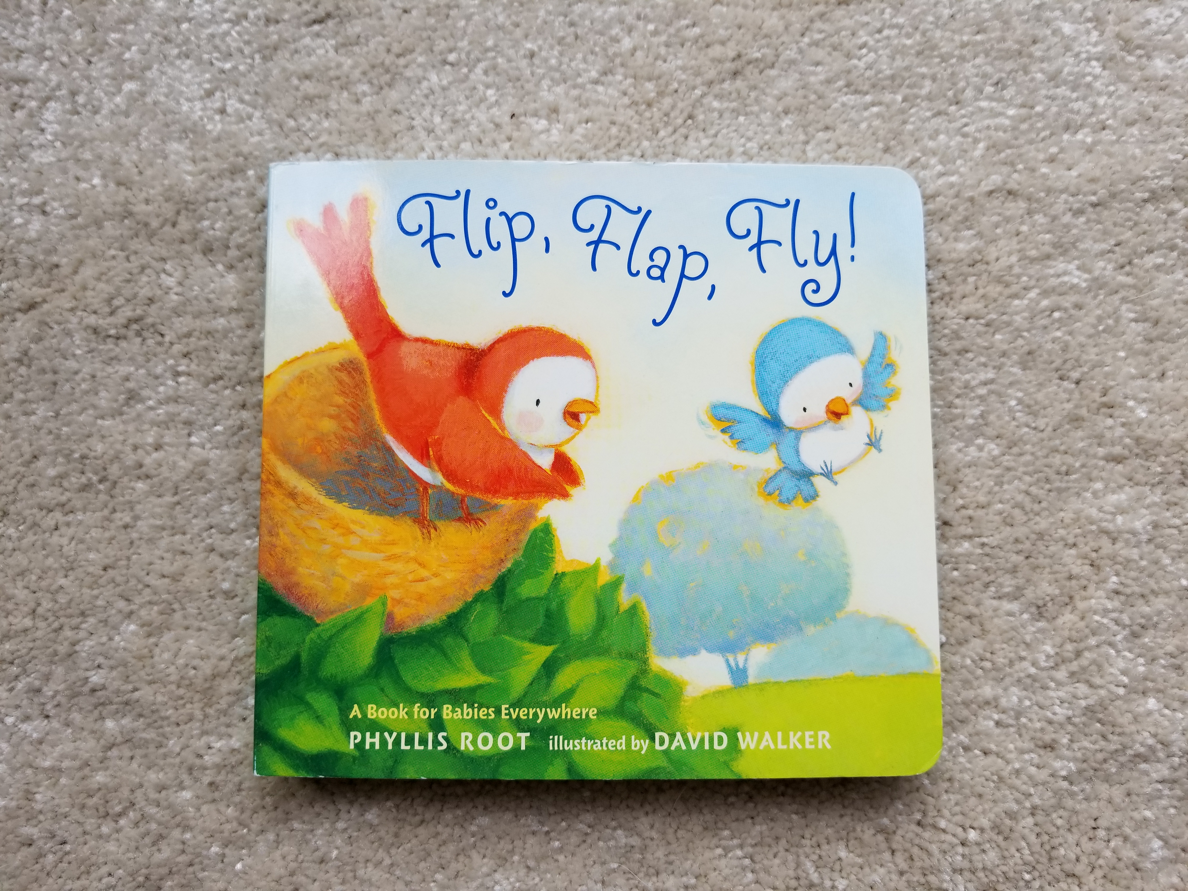 flip flap fly a book for babies everywhere