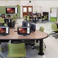 Best Custom Collaborative Learning Workstations For Classrooms SMARTdesks 800-770-7042