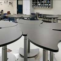 Ergonomic Collaborative Learning Workstations For Classrooms SMARTdesks 800-770-7042