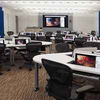 Ergonomic Collaborative Learning Furniture For Conference Rooms SMARTdesks 800-770-7042