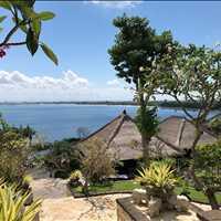 Four Seasons Jimbaran Bay Lobby View