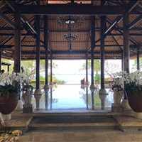 Four Seasons Jimbaran Bay Lobby