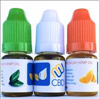 Formula Peppermint Orange Isolate Kit CBD Unlimited Natural Vape 480-999-0097