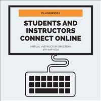 Premier Virtual Instructor Directory Classworx Offer Classes Online 470-448-4734